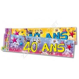 BANNIERE 40 ANS