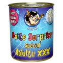 BOITE SURPRISE ADULTE X HOMME