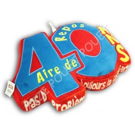 COUSSIN 40 ANS