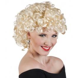 Perruque femme Sandy blonde
