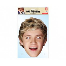 "Masque carton ""one direction"" Niall Horan"