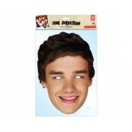 "Masque carton ""one direction"" Liam Payne"