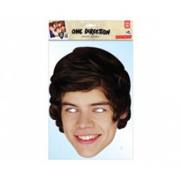 "Masque carton ""one direction"" Harry Styles"