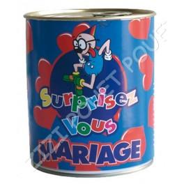 BOITE SURPRISE MARIAGE