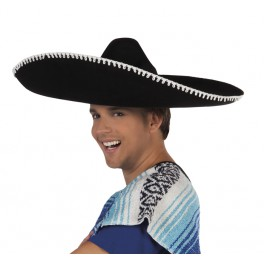 Chapeau mexicain luxe