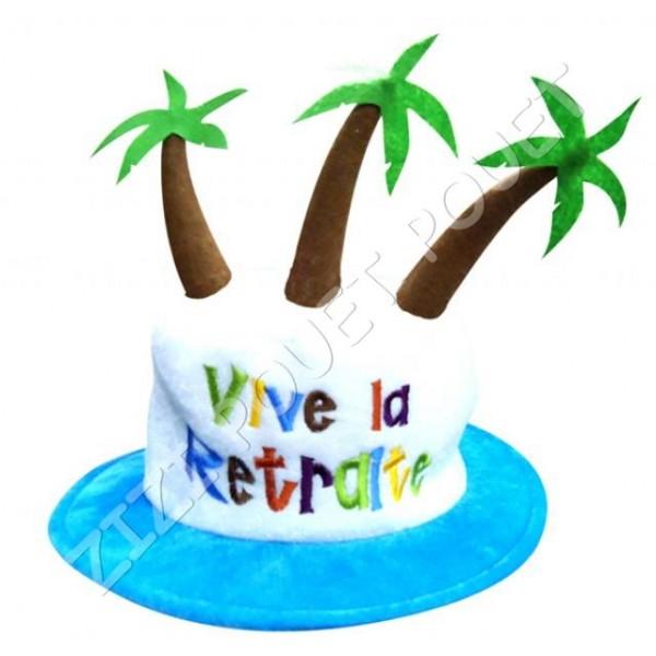 Accessoires, déco et chapeaux Vive la Retraite : pour fêter dignement votre départ à la retraite!